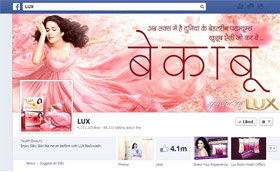 Lux Internation_brand Facebook Perfumes Page