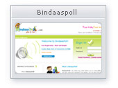 webdesign-bindaaspoll
